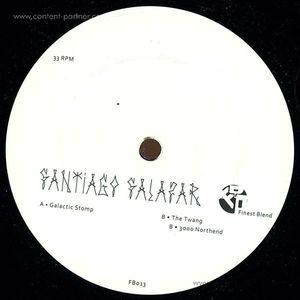 Santiago Salazar - Galatic Stomp Ep