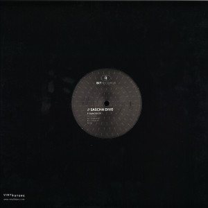 Sascha Dive - E-Dancer EP (Back)