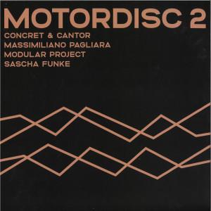 Sascha Funke / Modular Project / Massimiliano Pagl - Motordisc 2