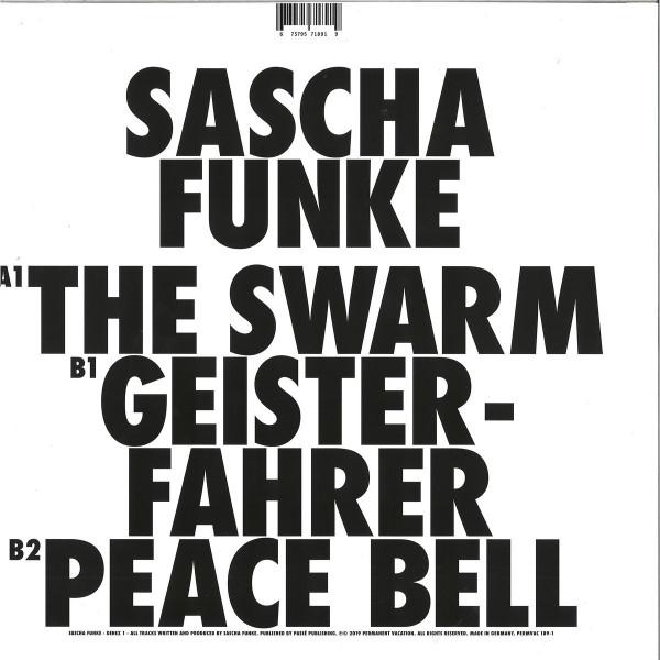 Sascha Funke - Genex 1 (Back)