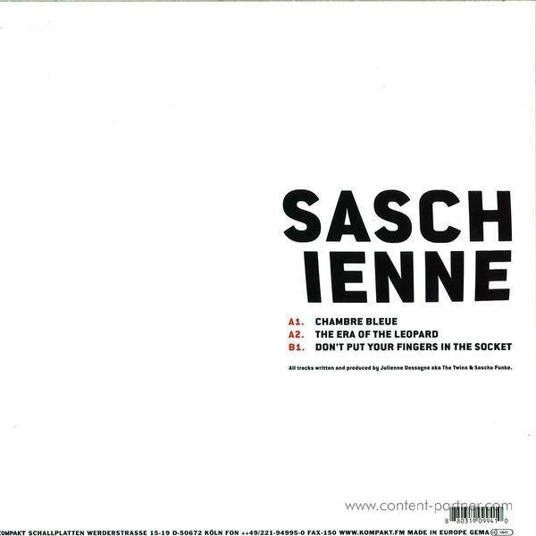 Saschienne - Golden Prints (Back)