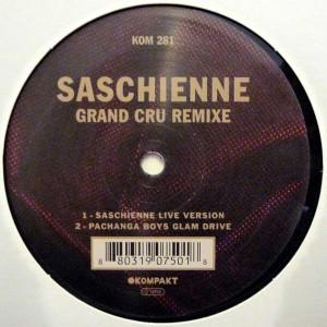 Saschienne - Grand Cru (Pachanga Boys Remix)