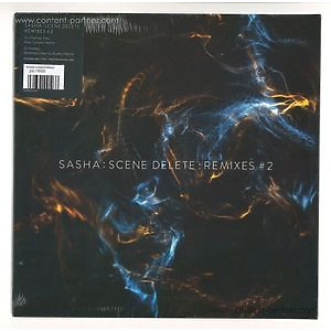 Sasha - Scene Delete: Remixes 2 (Ltd. White 10
