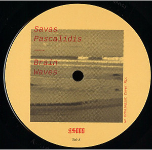 Savas Pascalidis - Brain Waves