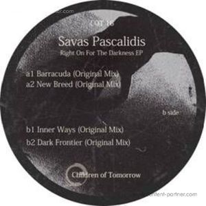 Savas Pascalidis - Right On For The Darkness EP