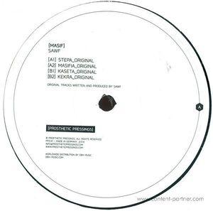 Sawf - Masif (Vinyl Only)