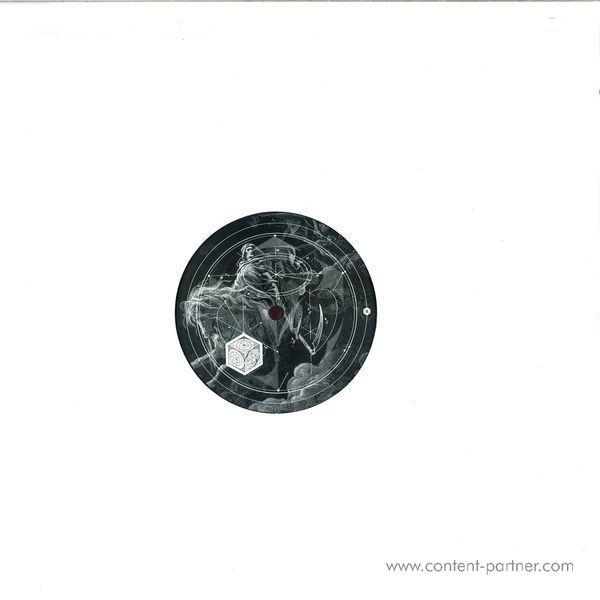 Sawf - Masif (Vinyl Only) (Back)