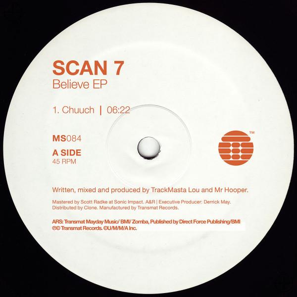 Scan 7 - Believe EP