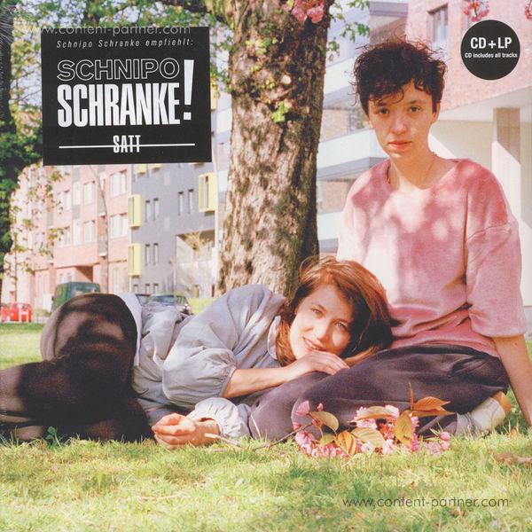 Schnipo Schranke - Satt