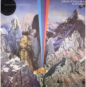 School Of Seven Bells - Alpinism (Coloured Vinyl+MP3)