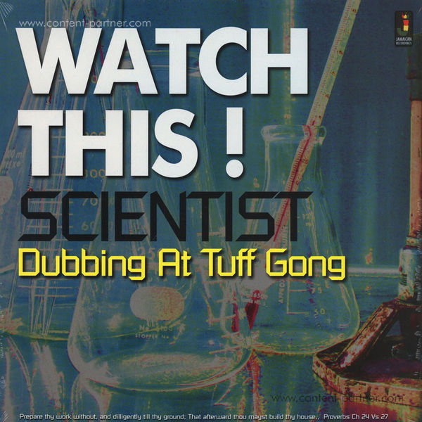 Scientist - Watch This Dubbing At Tuff Gong