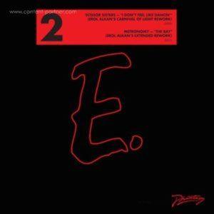 Scissor Sisters / Metronomy - Reworks Ep 2 (erol Alkan)
