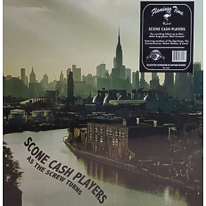 Scone Cash Players - As The Screw Turns (LP)