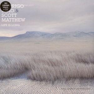Scott Matthew/Rodrigo Leao - Life Is Long (180g LP+CD)