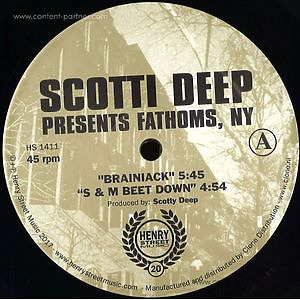 Scotti Deep - Presents Fathoms, NY