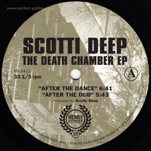 Scotti Deep - The Death Chamber EP