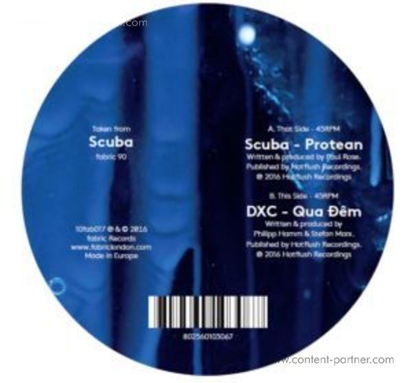 Scuba / Dxc - Fabric 90 Sampler (Back)
