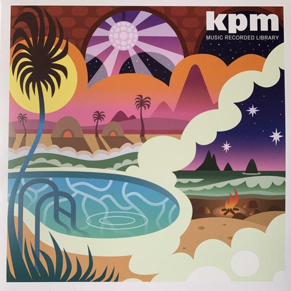 Seahawks - Island Vision (KPM) (140g Vinyl LP)