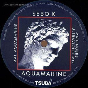 Sebo K - Aquamarine (Feat. Mr Fingers Remix)