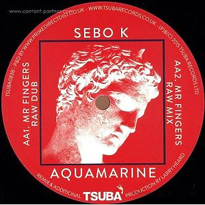Sebo K - Aquamarine (Mr Fingers Dubs)