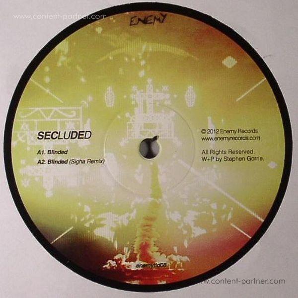 Secluded - BLINDED (RAY KAJIOKA, SIGHA RMXS)