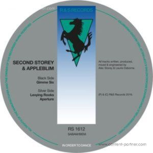 Second Storey & Appleblim - Gimme 6