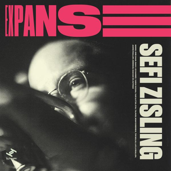 Sefi Zisling - Expanse (2LP+MP3)
