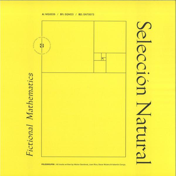 Selección Natural - Fictional Mathematics E (Back)