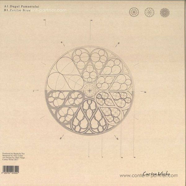 Sepp - La Gura Sobei EP (Back)