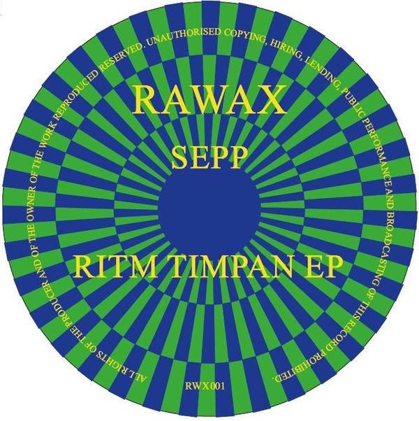 Sepp - Ritm Timpan EP