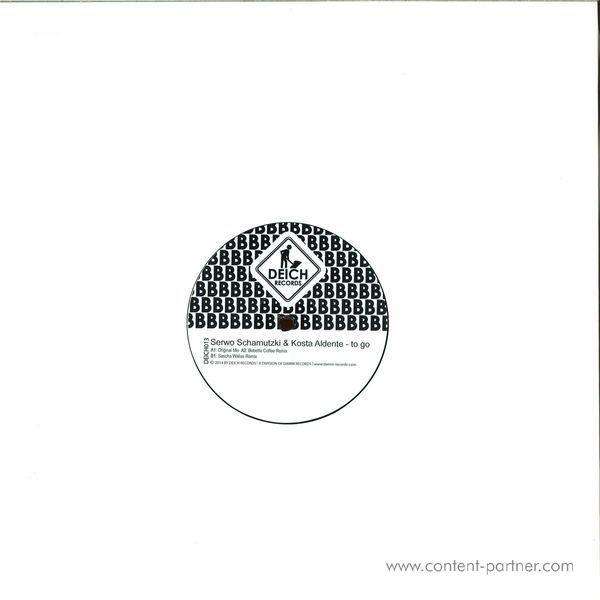 Serwo Schamutzki & Kost Aldente - To Go (Bebetta Remix) (Back)