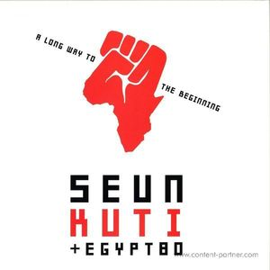 Seun Kuti & Egypt80 - A Long Way to the Beginning (Back in!)