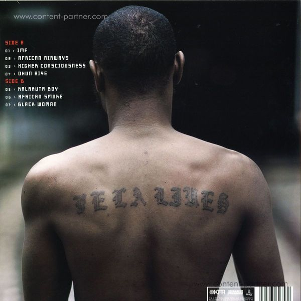 Seun Kuti & Egypt80 - A Long Way to the Beginning (Back in!) (Back)