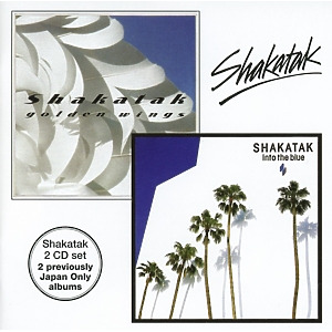 Shakatak - Golden Wings/Into The Blue