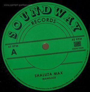 Shaluza Max / Tabu Ley Rochereau - Manganese / Hafi Deo