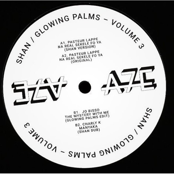 Shan / Glowing Palms - Africa Seven Presents A7Edits Volume 3 (Back)