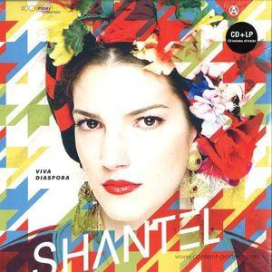 Shantel - Viva Diaspora (2LP + CD, llimitiert)