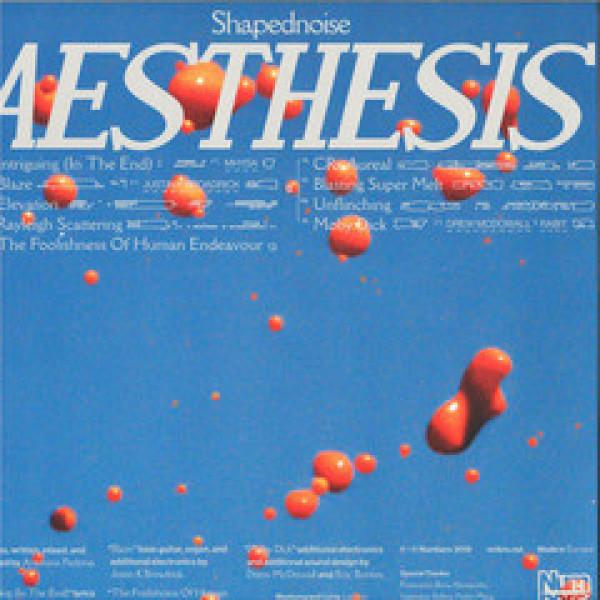 Shapednoise - Aesthesis (Back)