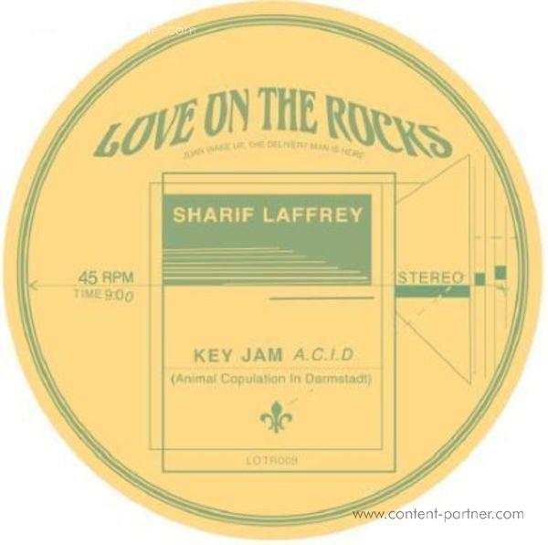Sharif Laffrey - Key Jam (A.c.i.d.) (Back)