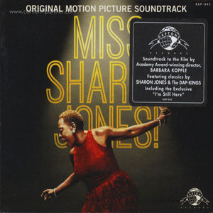 Sharon Jones & The Dap Kings / OST - Miss Sharon Jones! (2LP+MP3)