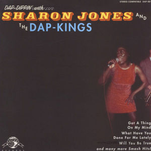 Sharon Jones & The Dap Kings - Dap Dippin' (Remastered LP + MP3!)