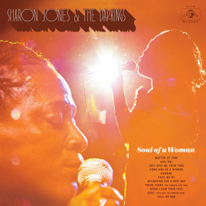 Sharon Jones & The Dap Kings - Soul Of A Woman (LP+MP3)