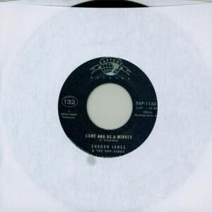 "Sharon Jones & The Dap-Kings - Come & Be A Winnder (7"" Single Vinyl)"