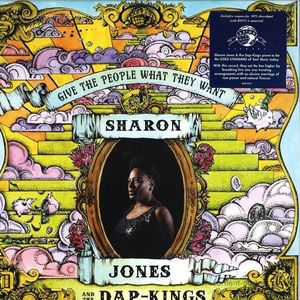 Sharon Jones & The Dap-Kings - Give the People What They Want (LP+mp3)