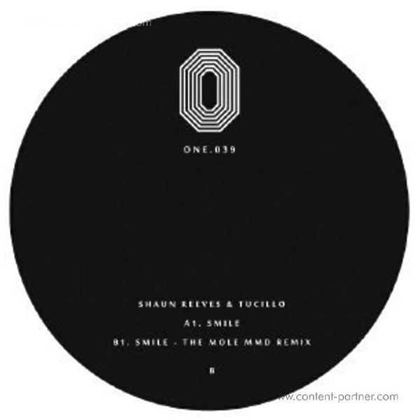 Shaun Reeves / Tuccillo - Smile (including The Mole Remix) (Back)