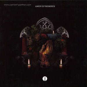 She S Drunk / Galtier / Krizzli - Amen Ep Remixes