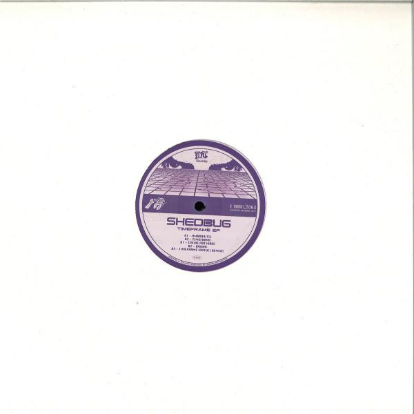 Shedbug - Timeframe EP (Back)