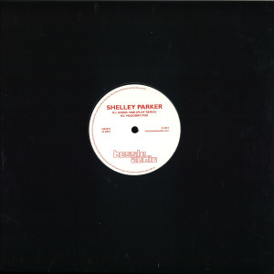 Shelley Parker - Red Cotton EP (Back)