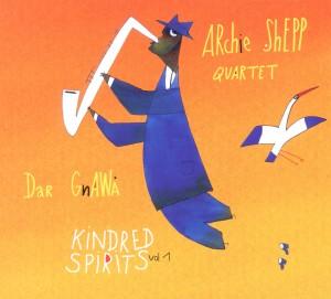 Shepp,Archie/Dar Gnawa - Kindred Spirits Vol.1