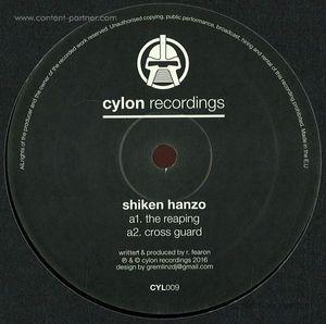 Shiken Hanzo - Bushido Code EP